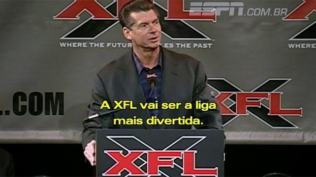 Relembre a XFL, a liga que prometeu desbancar a NFL