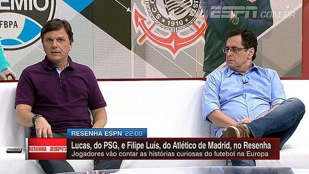 Mauro diz que Renato Gaúcho desarrumou Grêmio e vê organização corintiana como exemplo a ser seguido