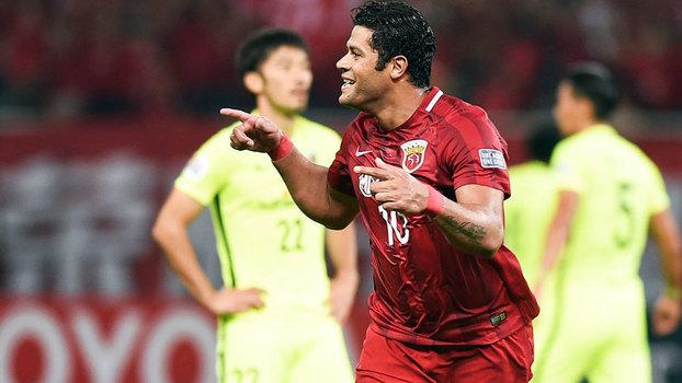 Veja os gols do empate entre Shanghai SIPG e Urawa Reds por 1 a 1 pela Champions League asiática