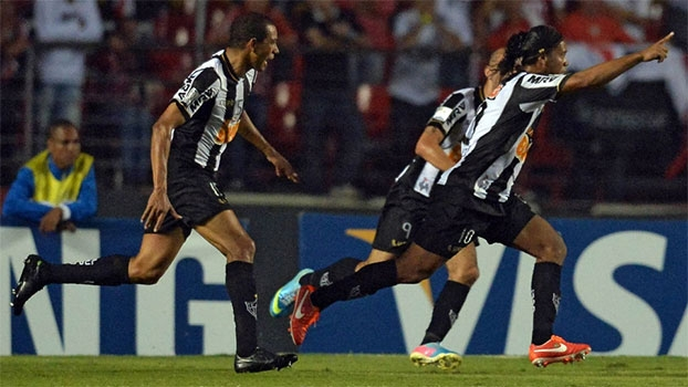 Libertadores - oitavas de final: Melhores momentos de São Paulo 1 x 2 Atlético Mineiro
