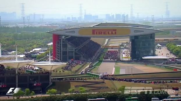 Com expectativa de mais ultrapassagens, GP da China de Fórmula 1 acontece neste fim de semana