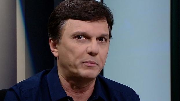 'É inviável o Vasco jogar com Luis Fabiano, Nenê e Pikachu', diz Mauro