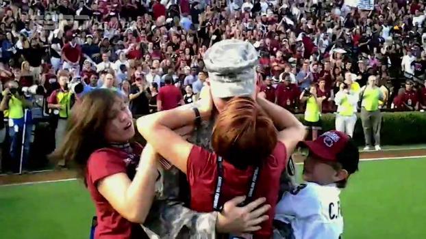 De arrepiar: veja os emocionantes reencontros que o esporte proporcionou no 'dia dos veteranos'