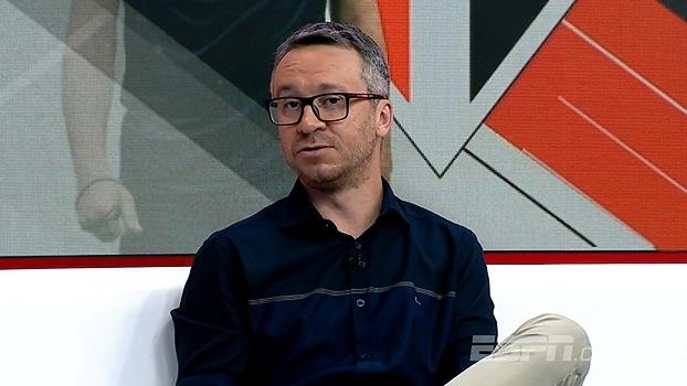 Mauricio Barros: 'São Paulo fez bem em segurar o Luiz Araújo; é um ótimo jogador'