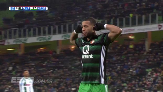 Feyenoord supera Groningen fora de casa e vai ao 5º lugar