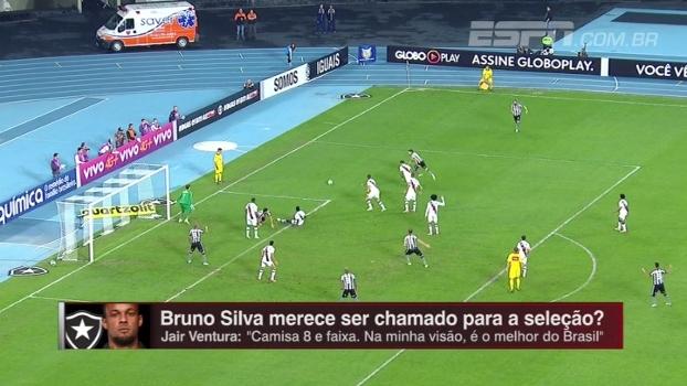 Bruno Silva seleção? BB Bom Dia analisa importância do jogador no Botafogo