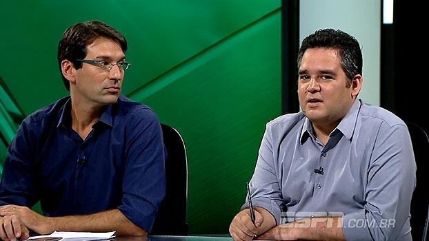 Bertozzi analisa comportamento do Palmeiras no clássico contra o Corinthians