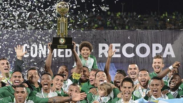 'O Atlético Nacional justificou o apelido Rei de Copas', diz Helvídio Mattos