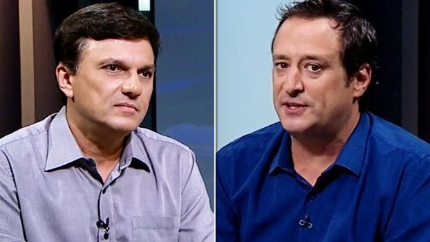Mauro e Gian divergem sobre os campeonatos Paulista e Carioca; veja