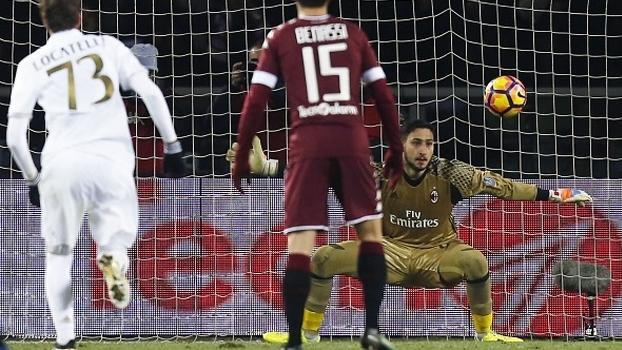 Veja os melhores momentos do empate entre Torino e Milan pelo Campeonato Italiano