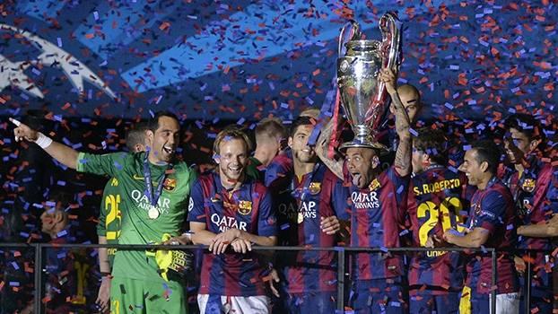 Champions League - final: Melhores momentos de Juventus 1 x 3 Barcelona