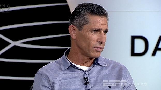 Jorginho diz que teve propostas de São Paulo e Cruzeiro para sair do Vasco: 'Eram muito boas'