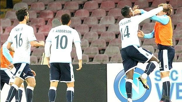 Italiano: Melhores momentos de Napoli 1 x 1 Lazio