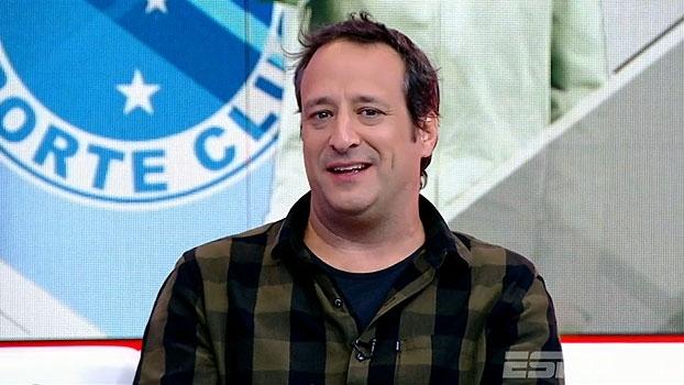 Gian Oddi: 'Independente da demissão do Paulo Bento, a tendência é Cruzeiro sair do Z-4'