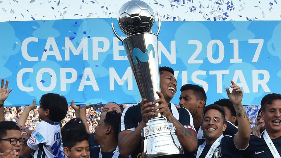 Alianza Lima (Peru) - fase de grupos - campeão peruano