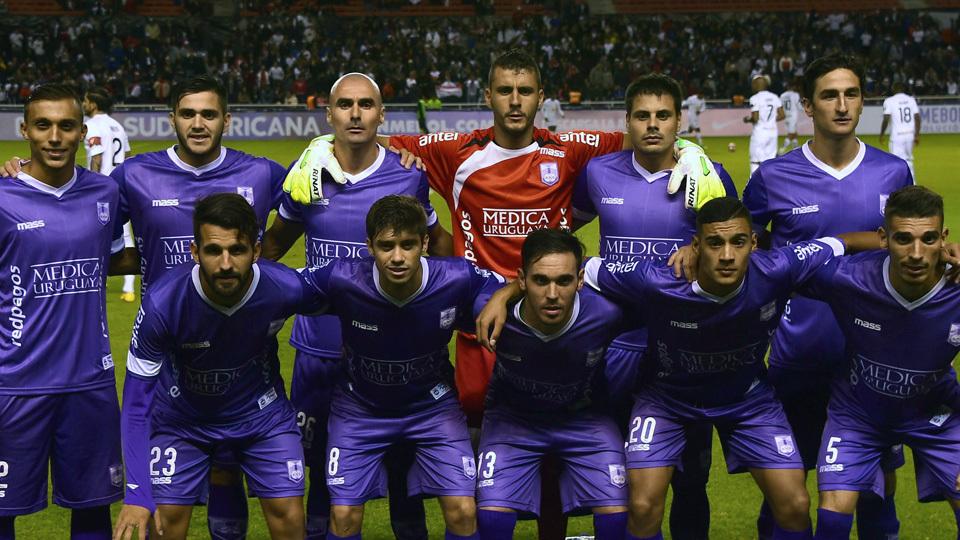 Defensor Sporting (Uruguai) - fase de grupos - vice-campeão uruguaio