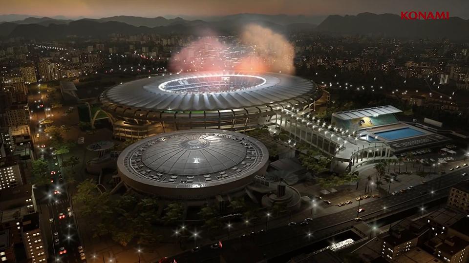 Estádio Jornalista Mário Filho, o 'Maracanã'