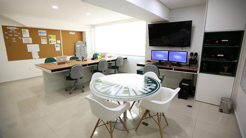 Sala de análise de desempenho