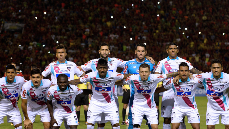 Junior Barranquilla (Colômbia) - 2ª fase de mata-mata - campeão da Copa da Colômbia