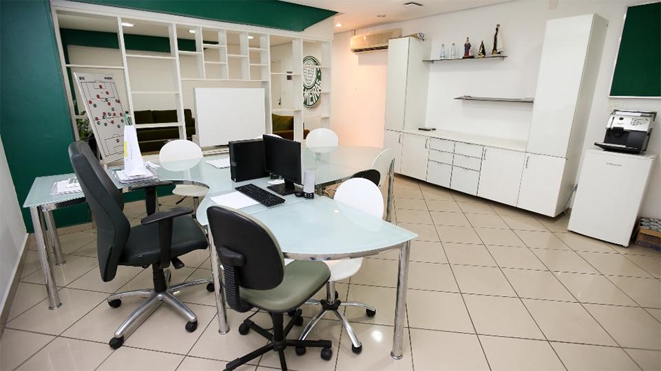 Sala da comissão técnica
