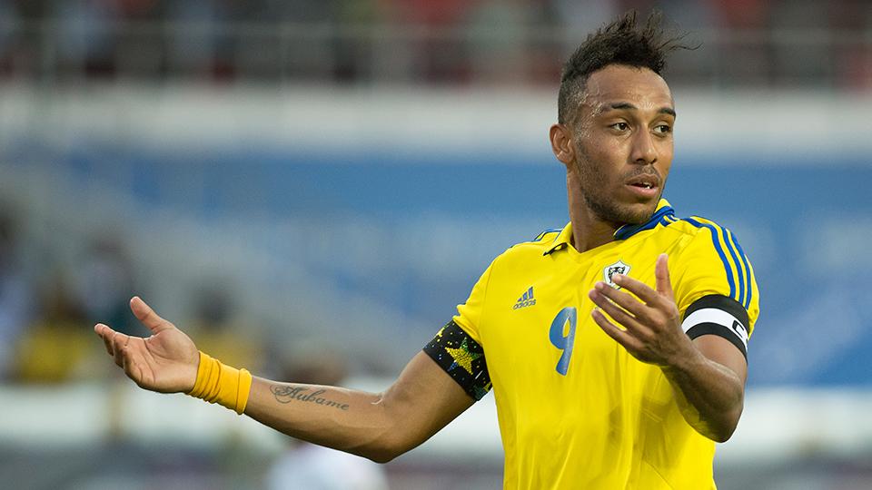 ATACANTE: Pierre-Emerick Aubameyang, Gabão e Dortmund - € 65 milhões (R$ 245 milhões); opção: Islam Slimani (Argélia e Leicester - € 25 milhões)