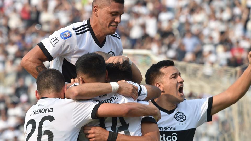 Olimpia (Paraguai) - 1ª fase de mata-mata - 2º melhor paraguaio não campeão