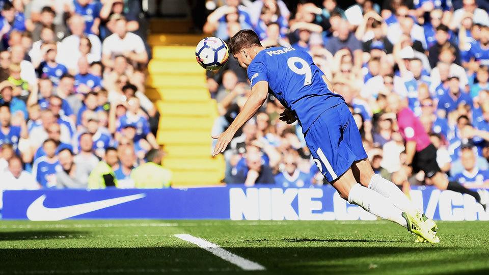 4º - Morata (62 milhões de euros, R$ 231 milhões): será o camisa 9 do Chelsea
