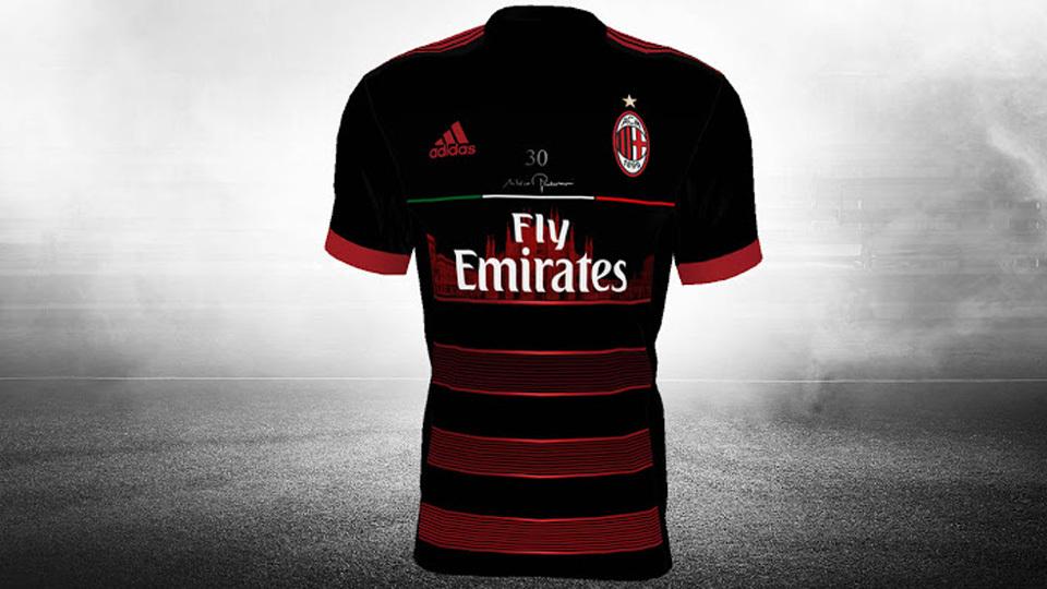 816429ea86 Camisa do Milan que não foi aprovada