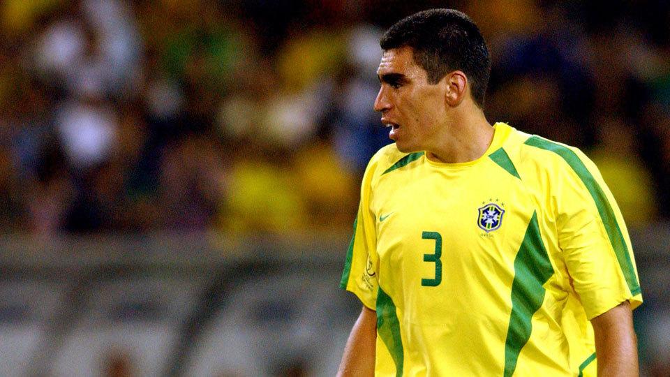 O zagueiro Lúcio se aposentou neste ano; ele estava no Goa FC, da Índia, e ainda pode defender o Gama em 2018
