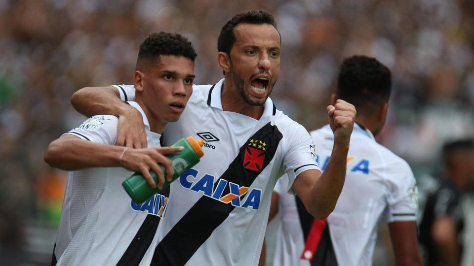 Vasco (Brasil) - 2ª fase de mata-mata (vai direto à fase de grupos se Flamengo ganhar a Sul-Americana) - 7º colocado no Brasil