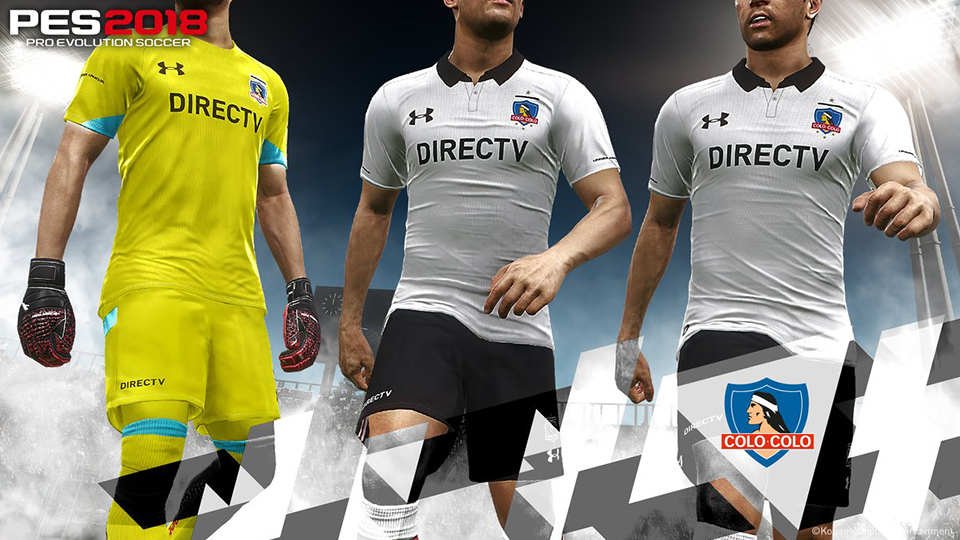 Club Social y Deportivo Colo-Colo, do Chile