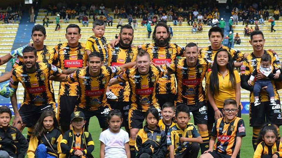 The Strongest (Bolívia) - fase de grupos - campeão do Apertura 2016 na Bolívia
