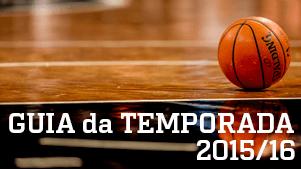 Guia da temporada - 2015/16